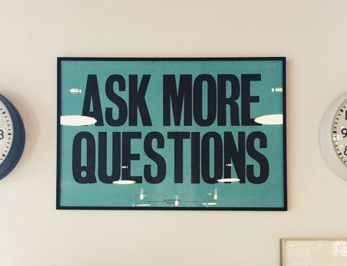 پرسیدن سوال خوب و پاسخ بهترین جواب